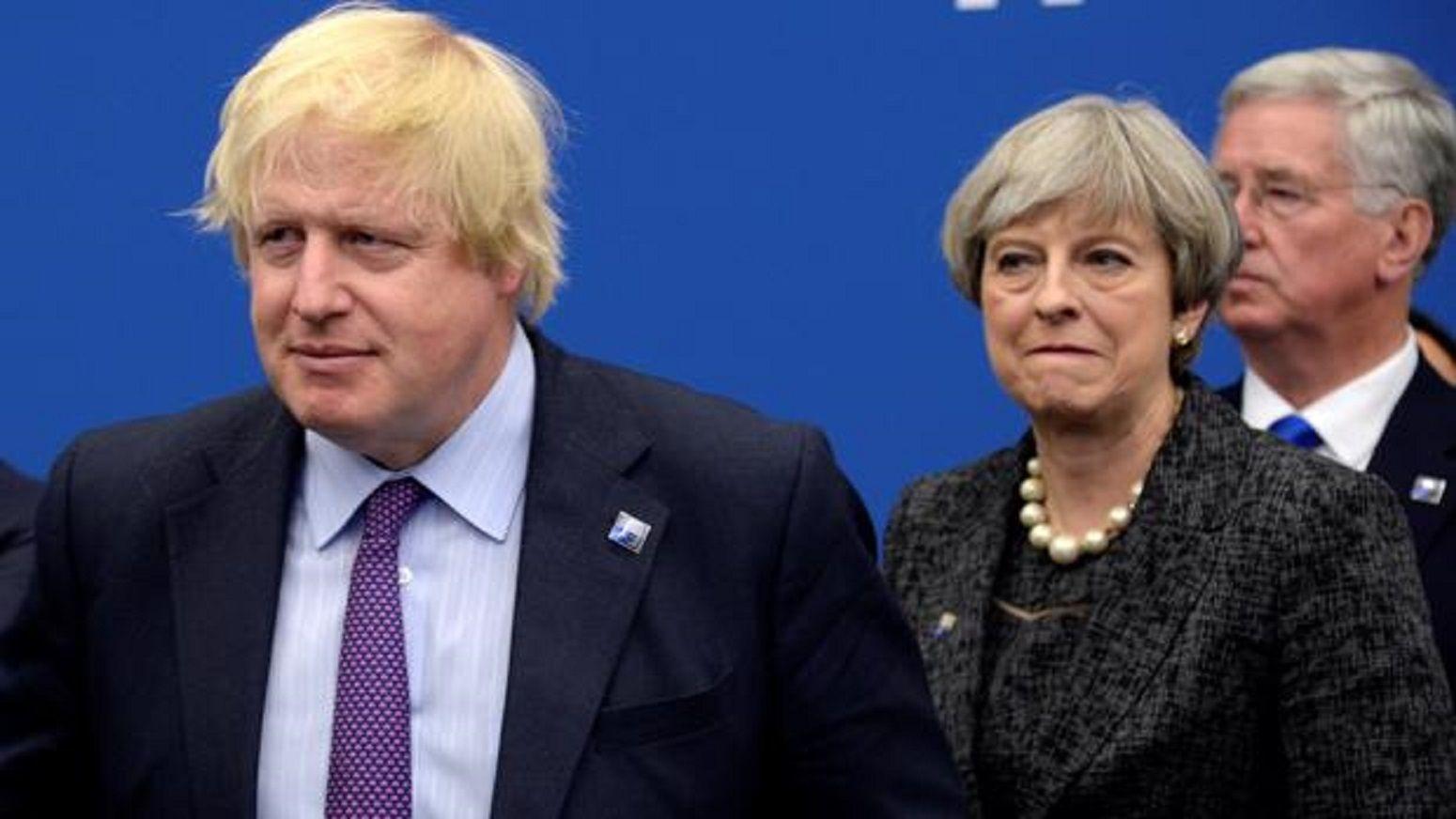 Boris Johnson sucederá a Theresa May para llevar a cabo la salida del país de la Unión Europea.