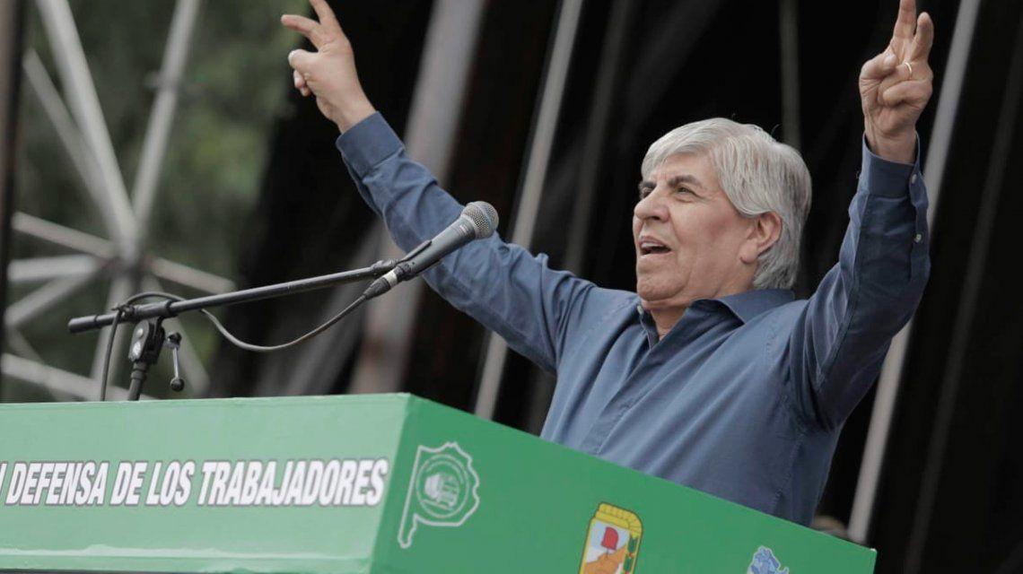 Hugo Moyano demandará a Adrián Suar por El Tigre Verón
