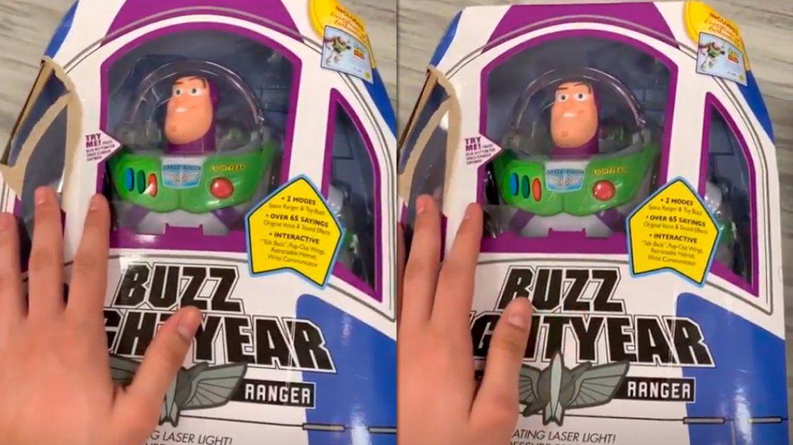 VIDEO: El tétrico momento que vivió un instagramer con los juguetes de Toy Story
