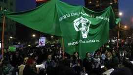 El derecho a decidir cruzó fronteras: Chile realizó su séptima marcha por el aborto legal