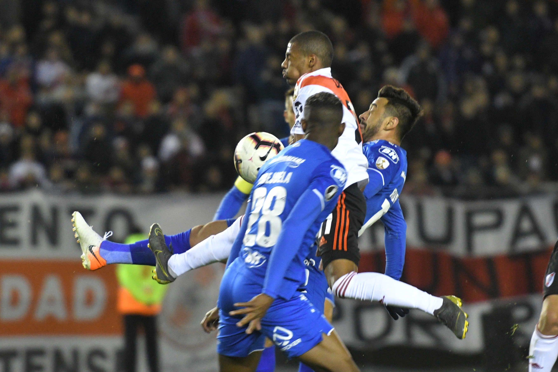 Cruzeiro vs. River por octavos de final de la Copa Libertadores: horario, formaciones y TV