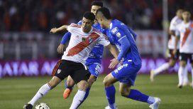 River malogró un penal y empató sin goles con Cruzeiro en el Monumental
