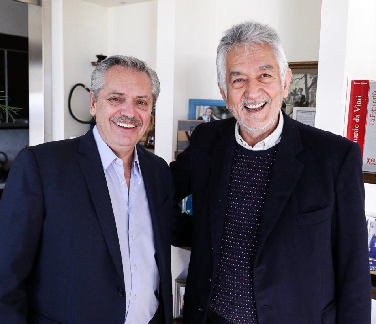 Alberto Fernández sumó al único gobernador peronista que le faltaba