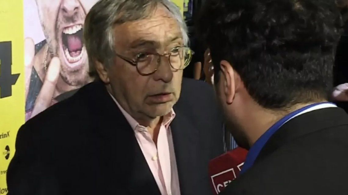 Luis Brandoni sacado: tildó de chorros a los pilotos de Aerolíneas Argentinas