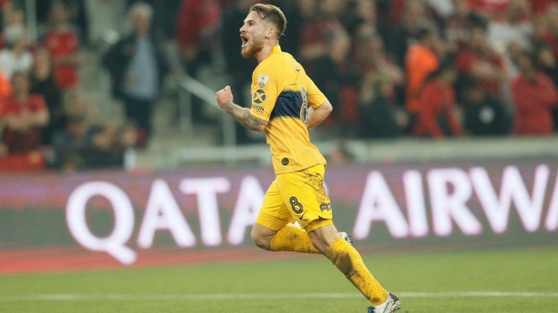 Triunfazo de Boca en Brasil: le ganó a Athletico Paranaense y encamina su clasificación