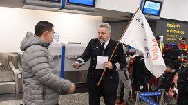 Los pilotos vuelven a protestar en Aeroparque: Las empresas no están en condiciones económicas de seguir