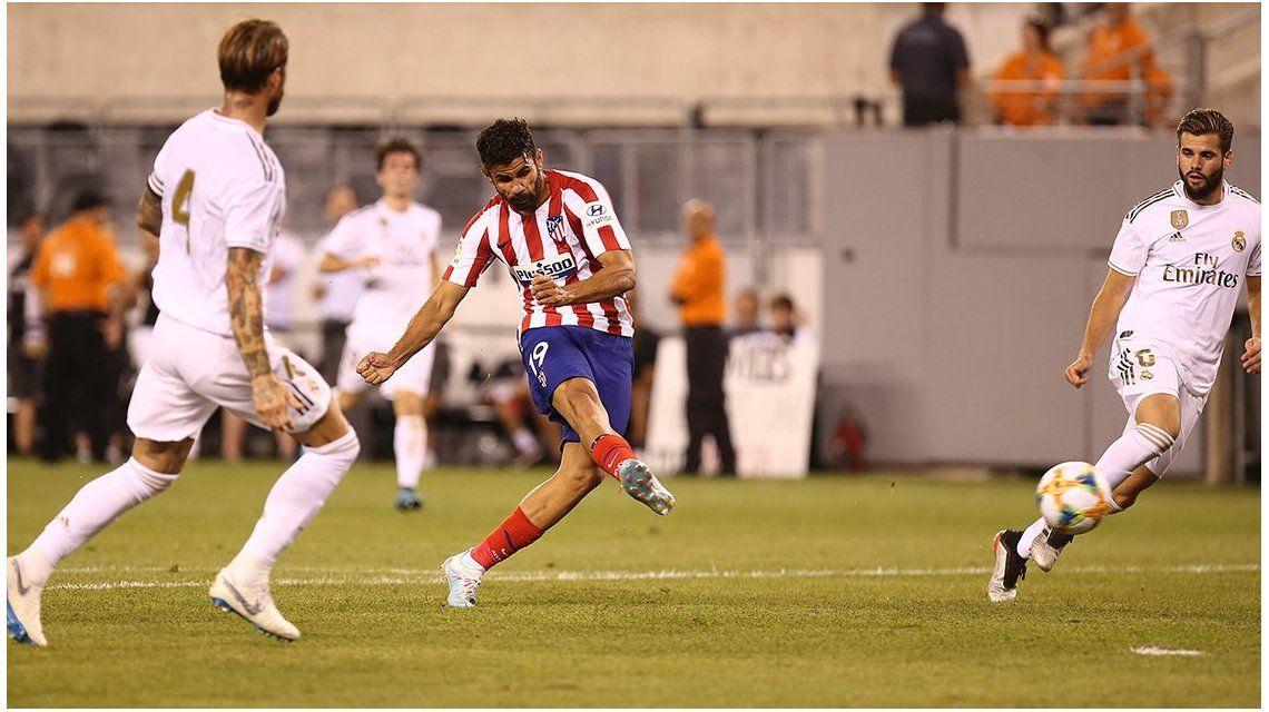Atlético de Madrid vs Real Madrid por la fecha 7 de la Liga española: horario, formaciones y TV