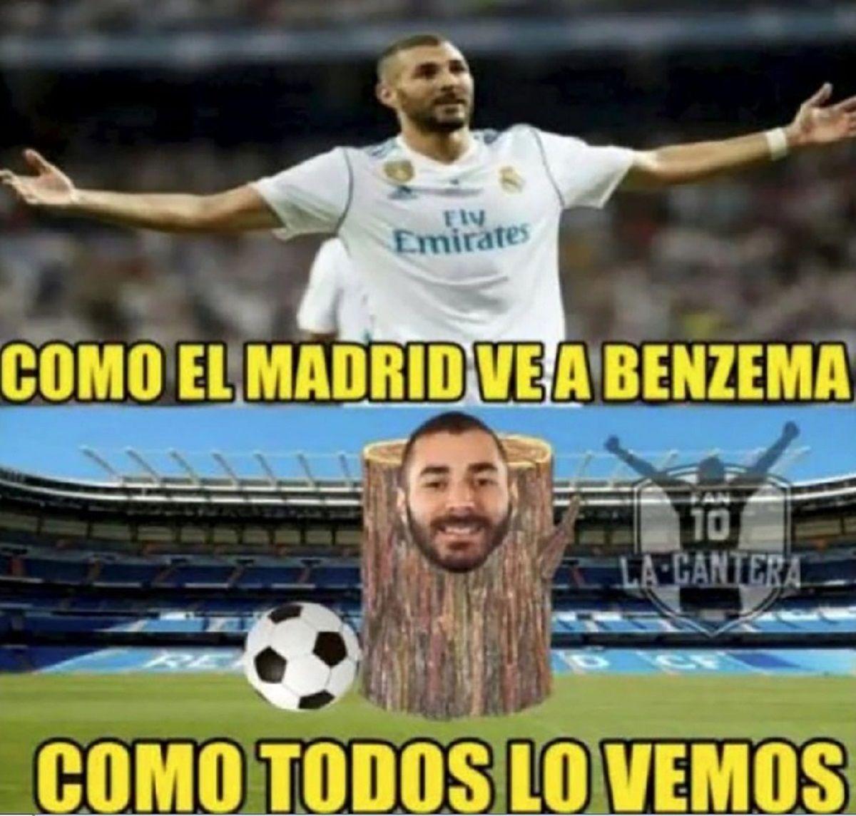Los mejores memes de la histórica goleada del Atlético sobre el Real Madrid