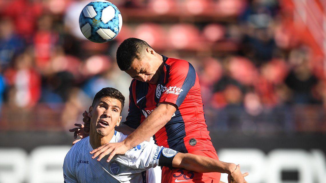 San Lorenzo venció a Godoy Cruz en duelo de equipos alternativos