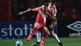 Con la cabeza en la Libertadores
