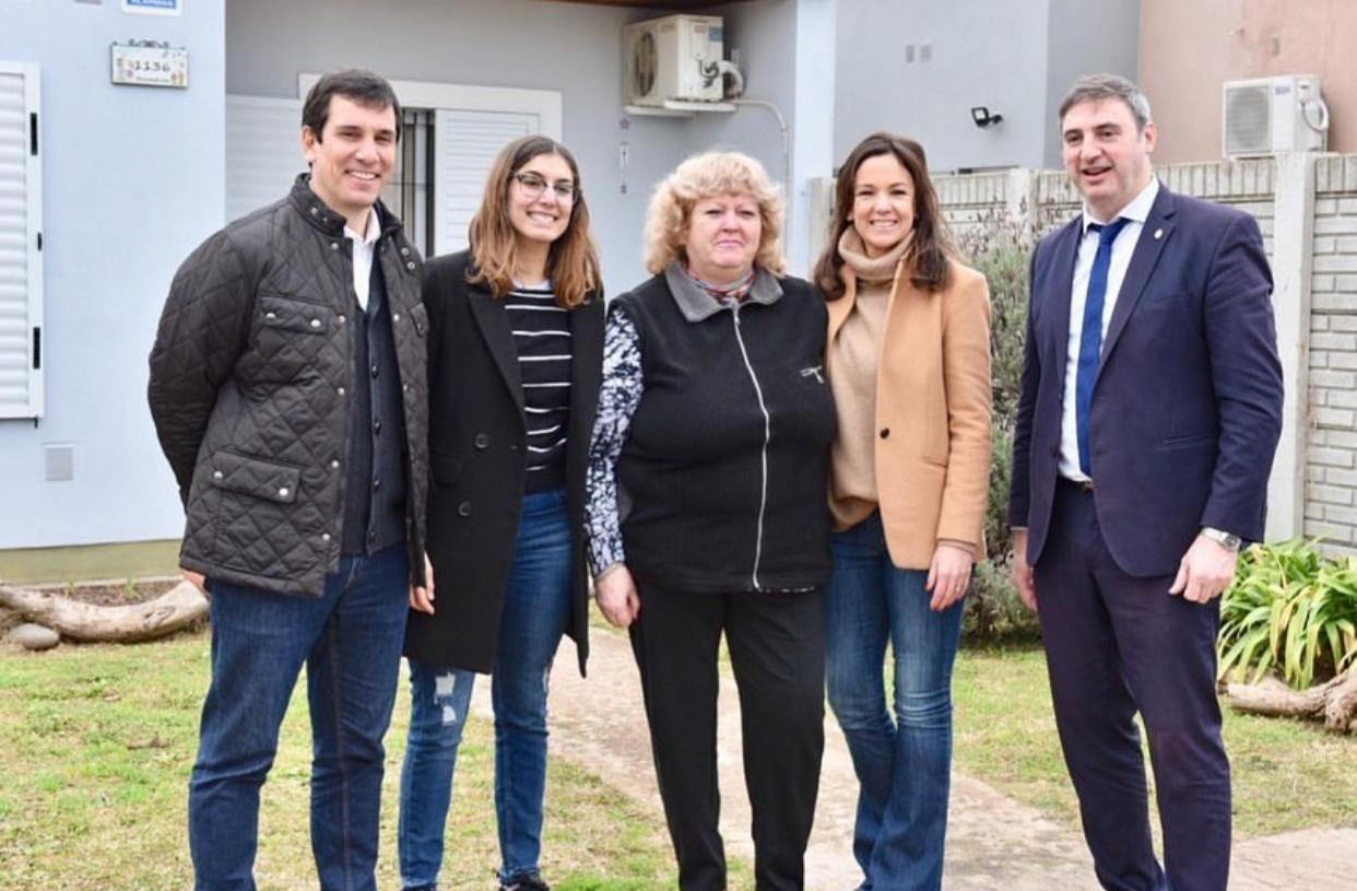 ¿De precandidata en Luján a contratada por Carolina Stanley en Desarrollo Social?