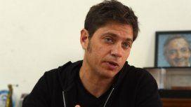 Axel Kicillof: Hay gente que se dedica a vender droga porque se quedó sin laburo