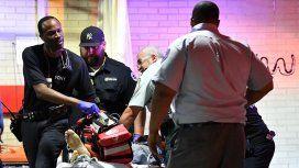 Pánico en Nueva York por un tiroteo: hay un muerto y al menos 12 heridos