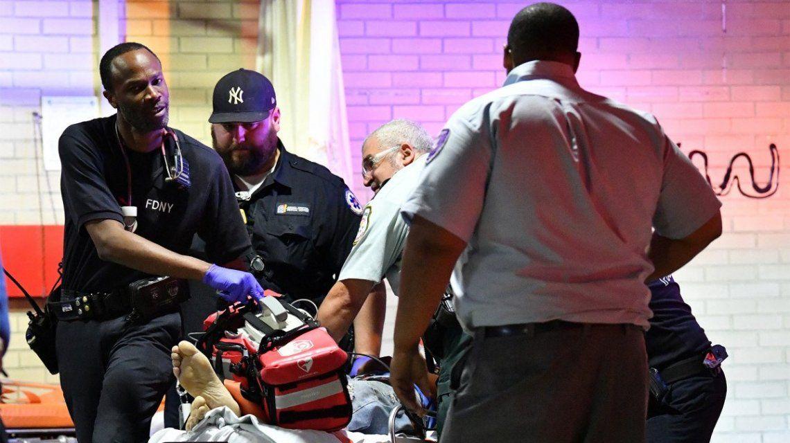 Tiroteo en Nueva York: un muerto y al menos 12 heridos