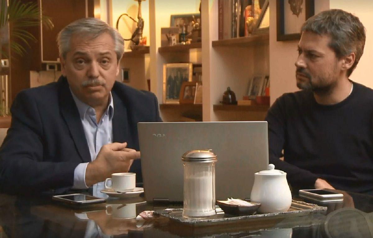 Alberto Fernández: Macri dice que hará lo mismo pero más rápido, es como tomar carrera para saltar al precipicio