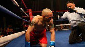 Un boxeador argentino perdió por KO y le suspendieron la licencia