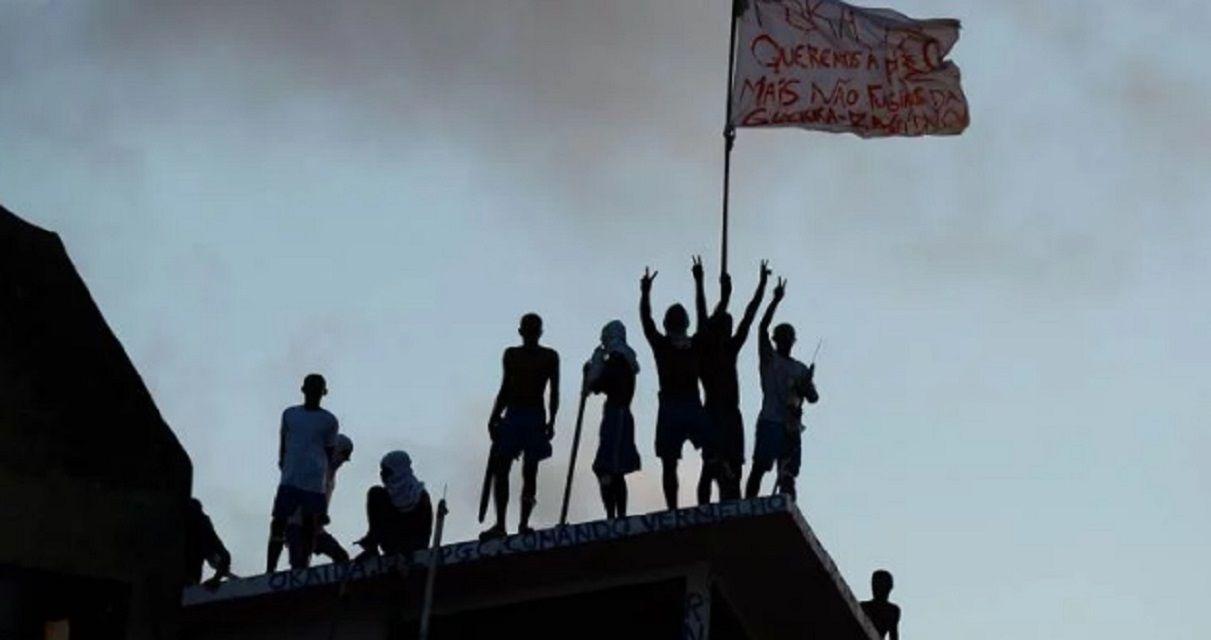 Brasil: murieron al menos 52 presos por una pelea de bandas en una cárcel del norte del país