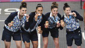 Otra gran jornada para la Argentina en los Panamericanos: suma quince medallas
