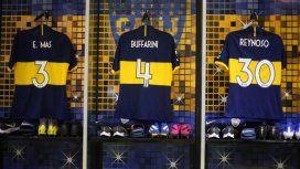 Boca dejará de usar Nike. Foto: @BocaJrsOficial