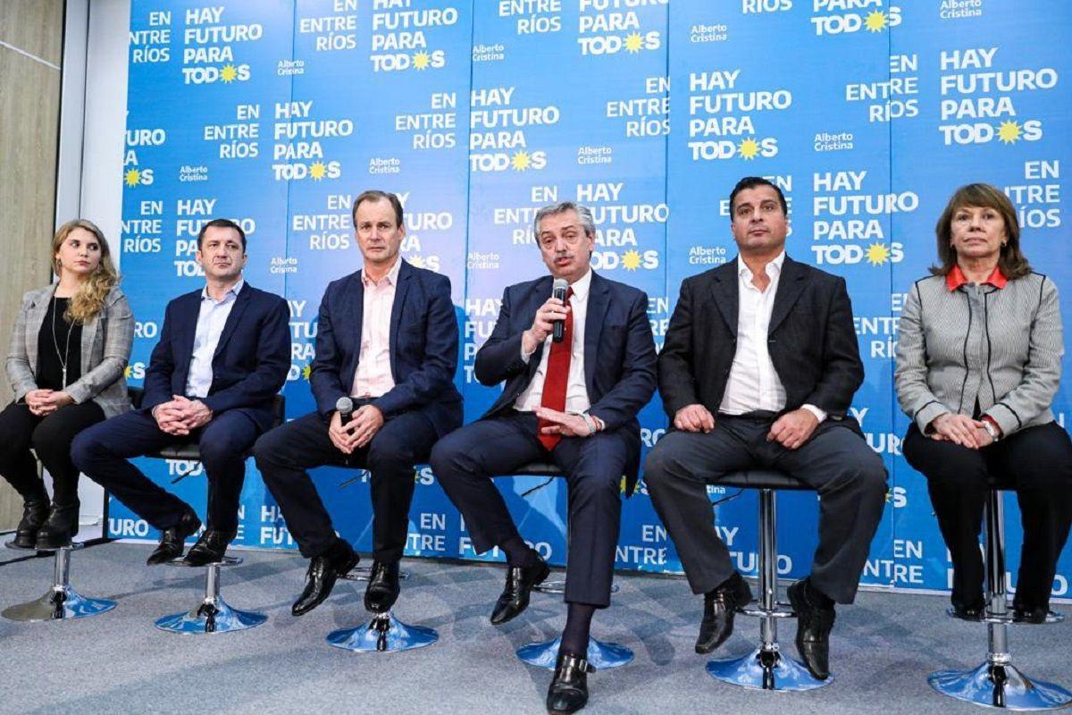 Alberto Fernández: Cuando critico a Macri me responde el FMI
