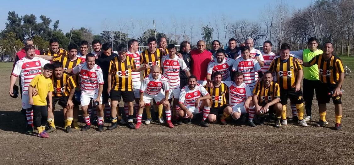 Torneo de fútbol solidario por el Día del Niño en La Plata
