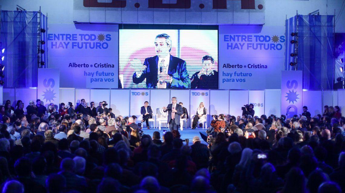 Alberto Fernández dijo que el Gobierno sube la tasa de las Leliq para aguantar el dólar antes de las PASO