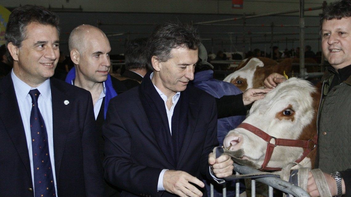 Macri le devuelve el rango de ministerio a Agroindustria