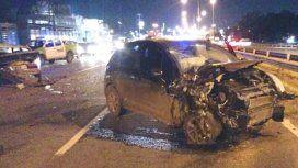 Un futbolista atropelló a un hombre que cambiaba la rueda de su auto y lo mató
