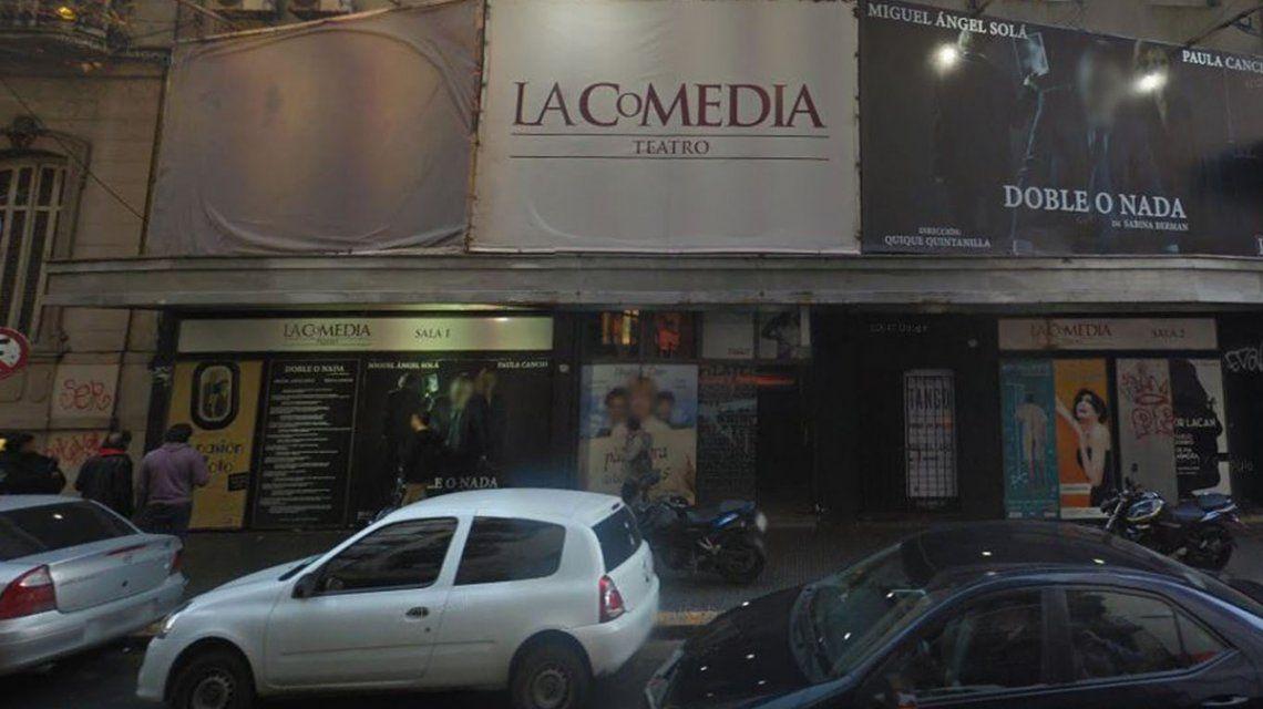 Podría cerrar el Teatro La Comedia