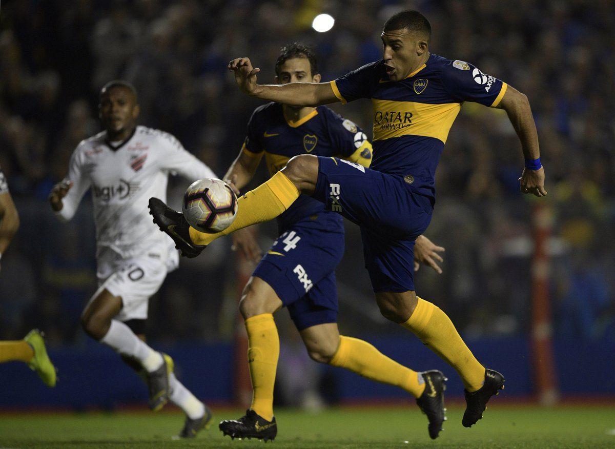 Crédito: @Libertadores