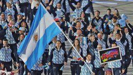 La delegación argentina, a pleno en Lima