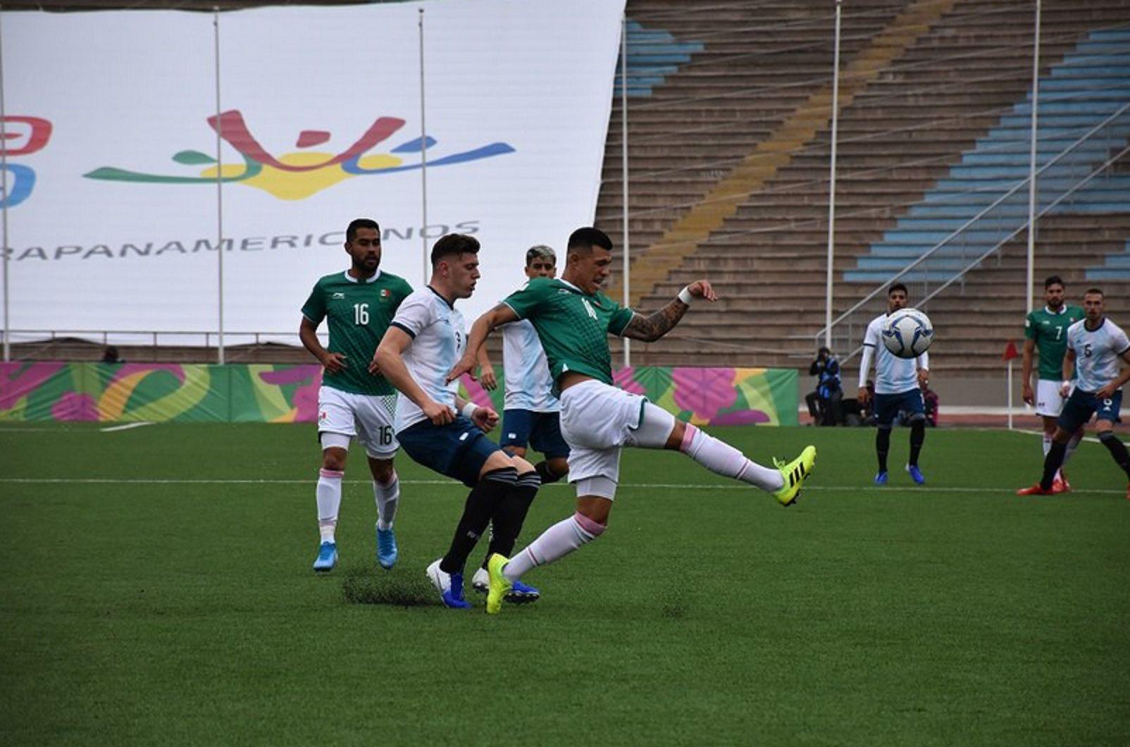 Sub 23: Argentina cayó por 2 a 1 ante México en los Panamericanos