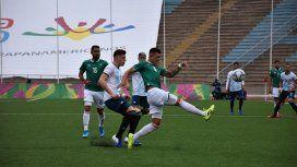 Sub 23: Argentina cayó por 2 a 1 ante México