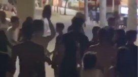 Salvaje golpiza a un joven que intentó defender a su hermana de una violación