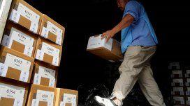 Preocupada por la transparencia, la Cámara Electoral le hizo reclamos al Gobierno por las PASO