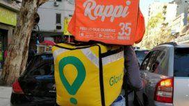 Rappi y Glovo, dos de las aplicaciones suspendidas