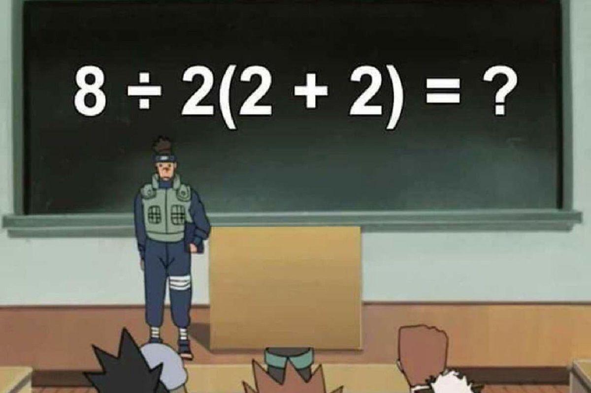 ¿1 o 16? Grieta en las Ciencias Matemáticas por un viral