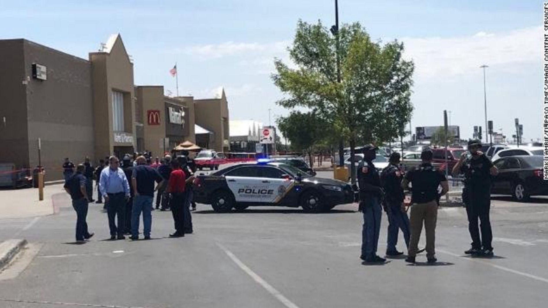 Al menos veinte muertos durante un intenso tiroteo en Texas