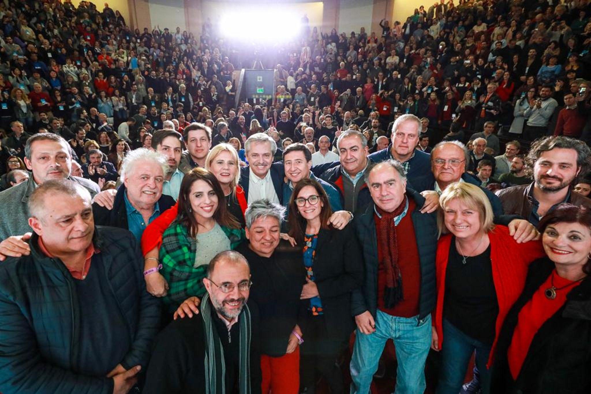 Alberto Fernández propuso un acuerdo entre todos para reactivar la economía