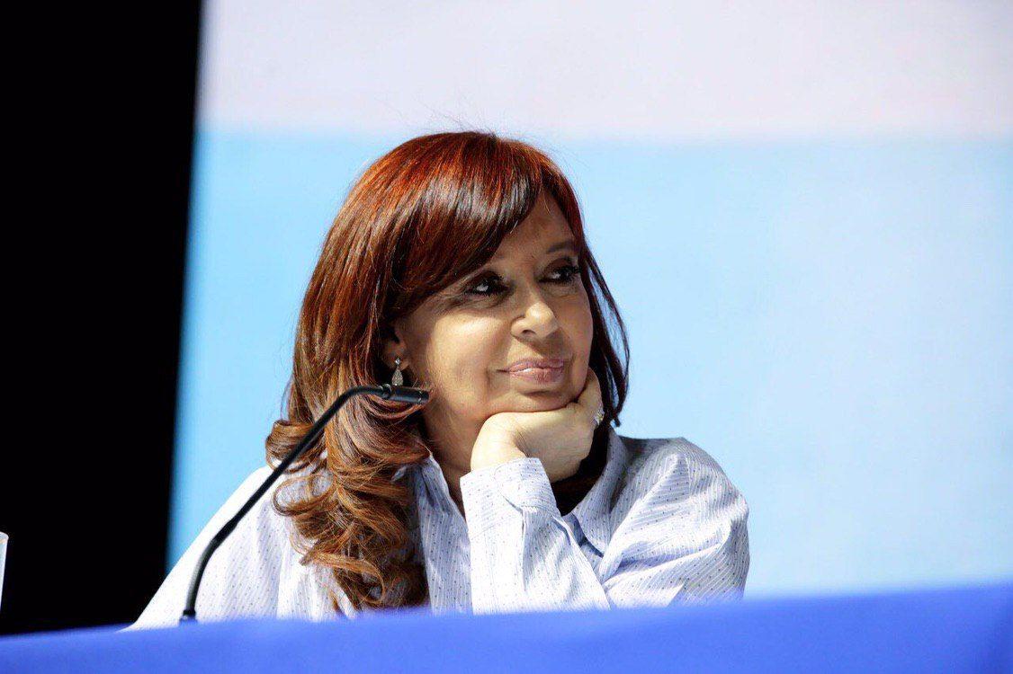Cristina Kirchner no estará el domingo en el búnker del Frente de Todos