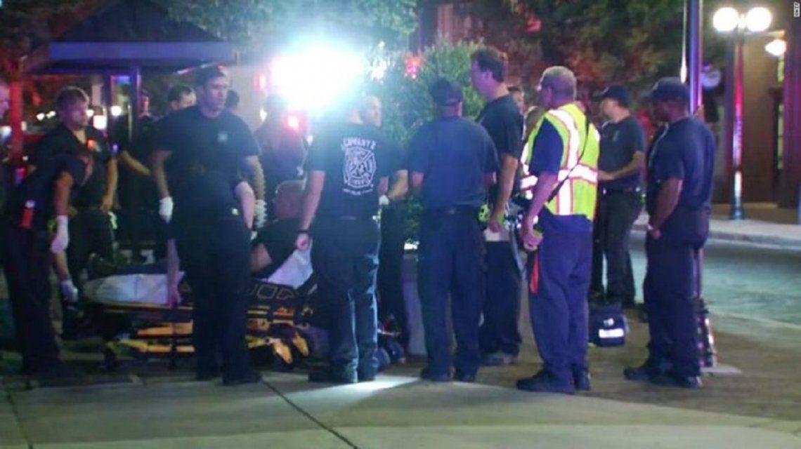 Estados Unidos: un tiroteo en Dayton deja al menos 10 muertos