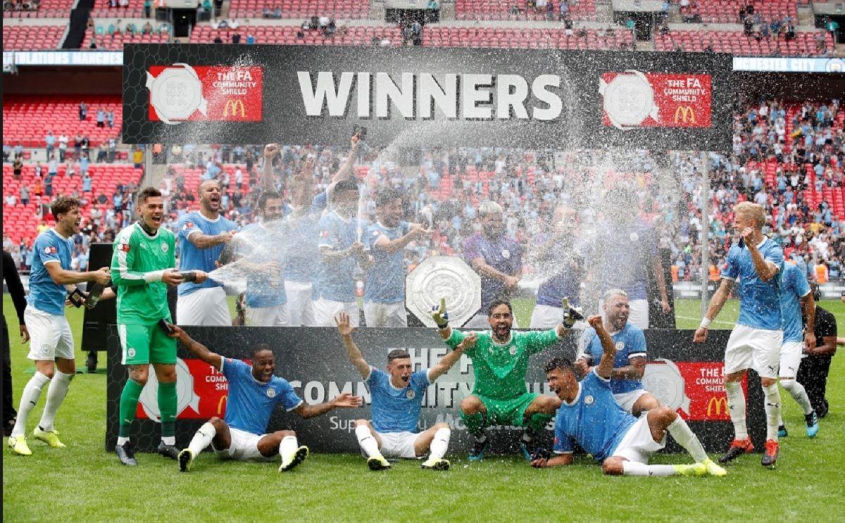 Manchester City venció por penales a Liverpool y se quedó con la Community Shield
