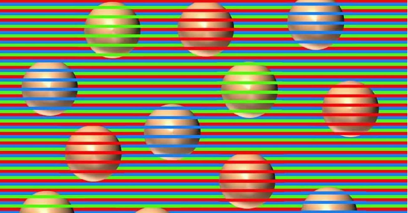 Ilusión óptica viral: ¿Esta imagen es en blanco y negro o en colores?