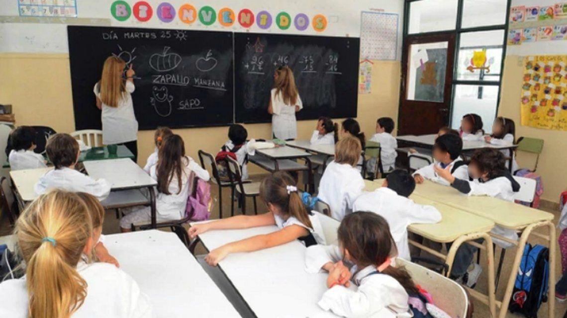 Por primera vez en 15 años, se redujo la cantidad de escuelas de jornada extendida
