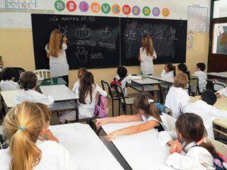 por primera vez en 15 anos, se redujo la cantidad de escuelas de jornada extendida