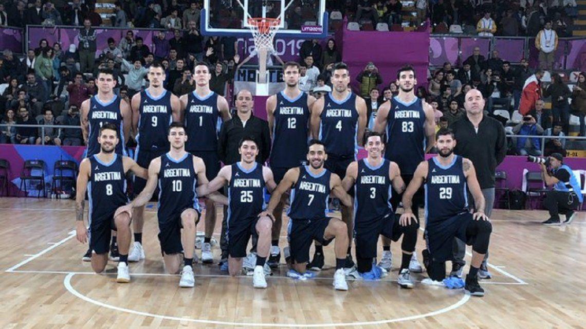 Argentina se alzó con la medalla de oro en el básquet de los Panamericanos