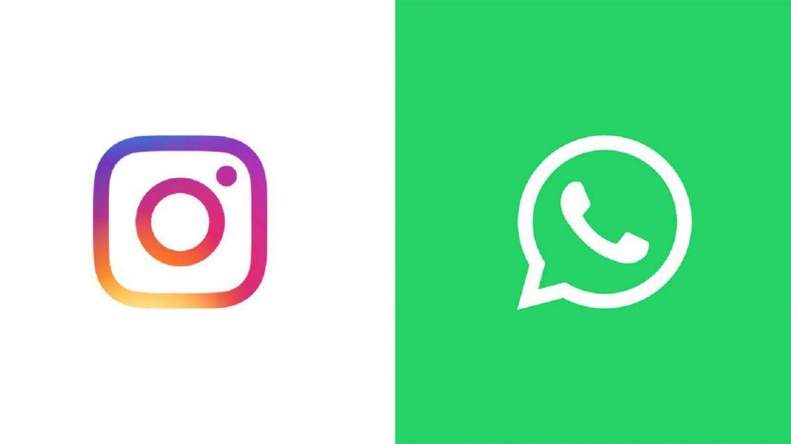 Facebook le cambiará el nombre de WhatsApp e Instagram
