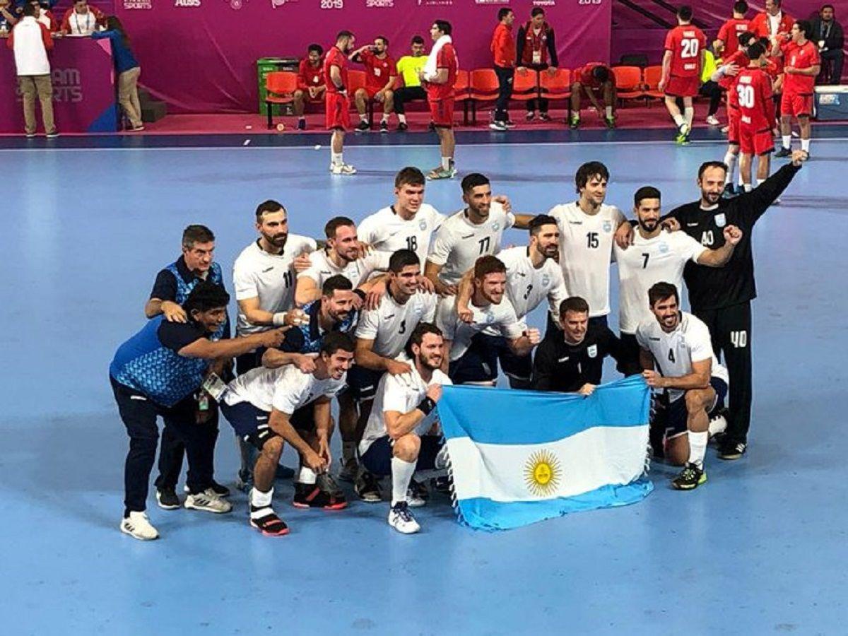 Los Gladiadores ganaron el oro en los Panamericanos y clasificaron a los JJ.OO. de Tokio 2020