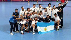 Los Gladiadores ganaron el oro en los Panamericanos y clasificaron a Tokio 2020
