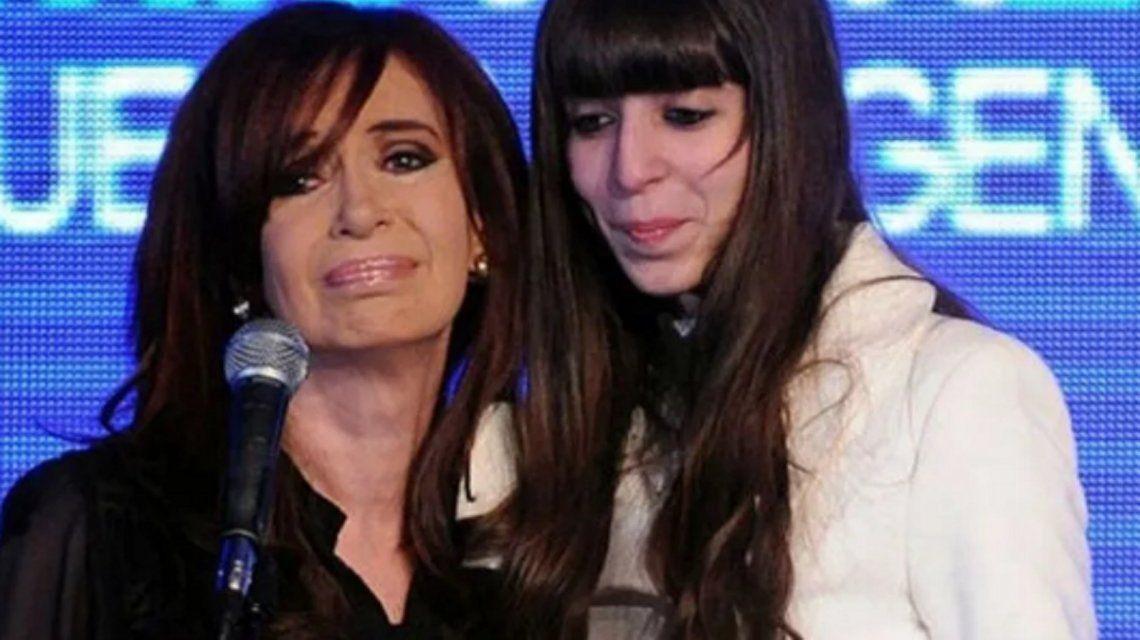 Cristina Kirchner fue autorizada nuevamente a viajar a Cuba para ver a su hija Florencia